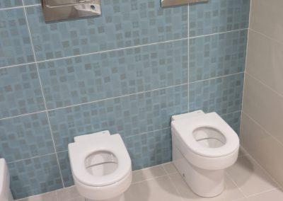 Baños para los más peques
