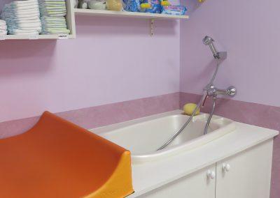 baño guardería león